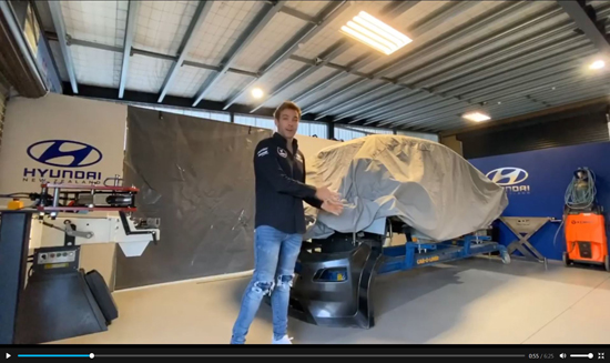 Paddon Motorsport EV Update