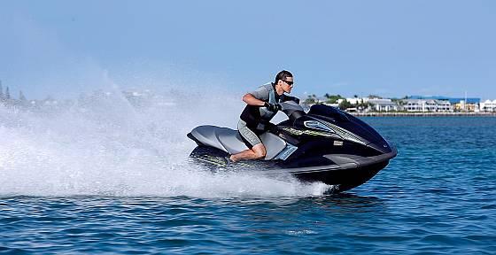 Yamaha Waverunner Performance Parts ... Latest News > MoTeC puts the Yamaha WaveRunner Jet Ski to the test