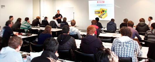 MoTeC > Training > Seminars