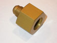 Adapter M16 X 1.5 Female to �6 Male